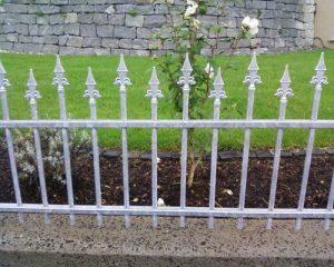 bild vom Zaun